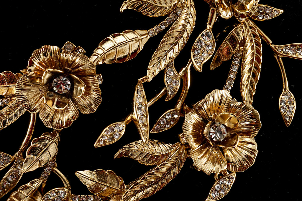 Marchesa Necklace - Close Up