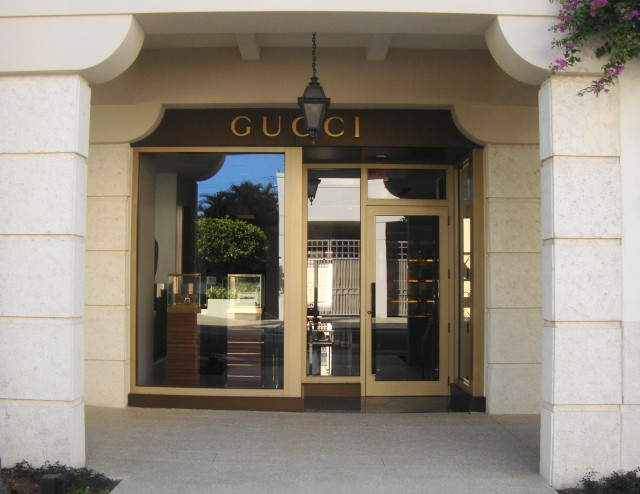 GUCCI-Worth Avenue Store