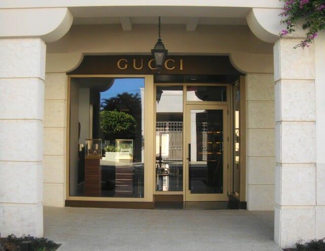 GUCCI-Worth Avenue Store