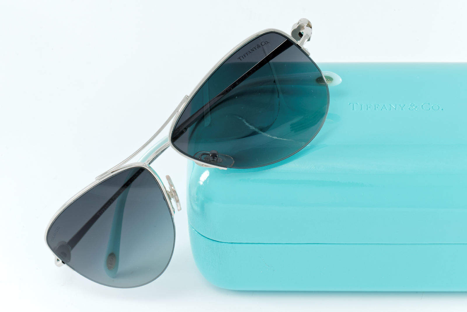 Sunglasses on Case