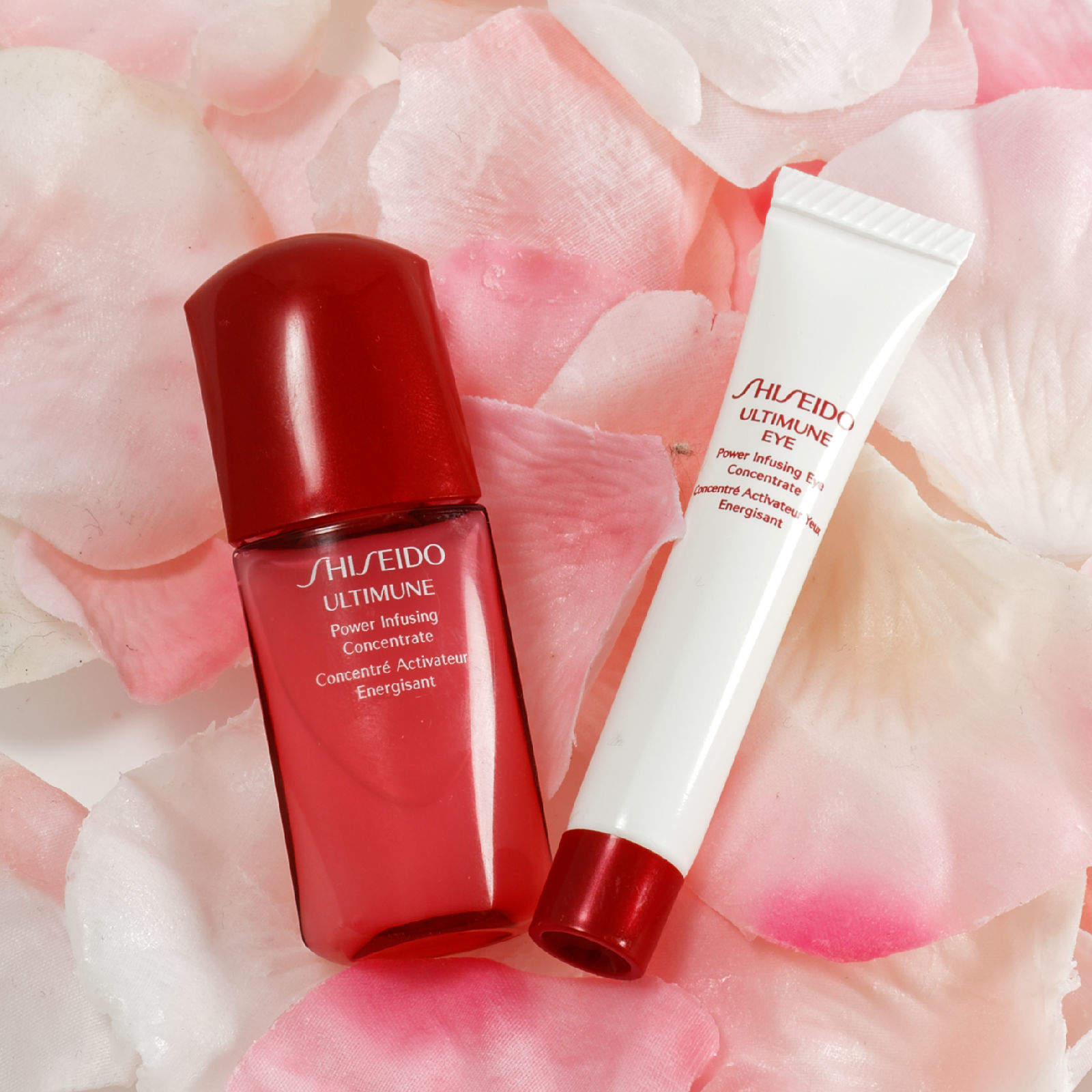 Shiseido Face and Eye Products