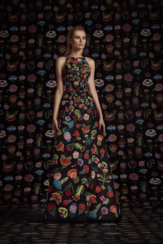 Rami Kadi Couture Fall 2016