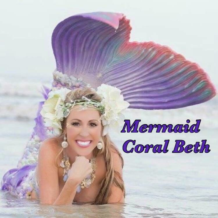 Mermaid Coral Beth