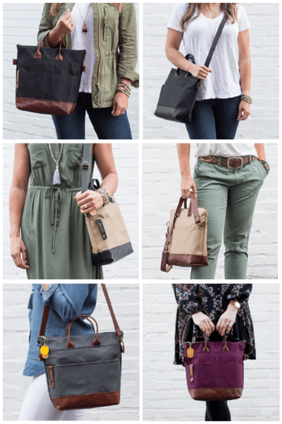R. Riveter Summer Bag