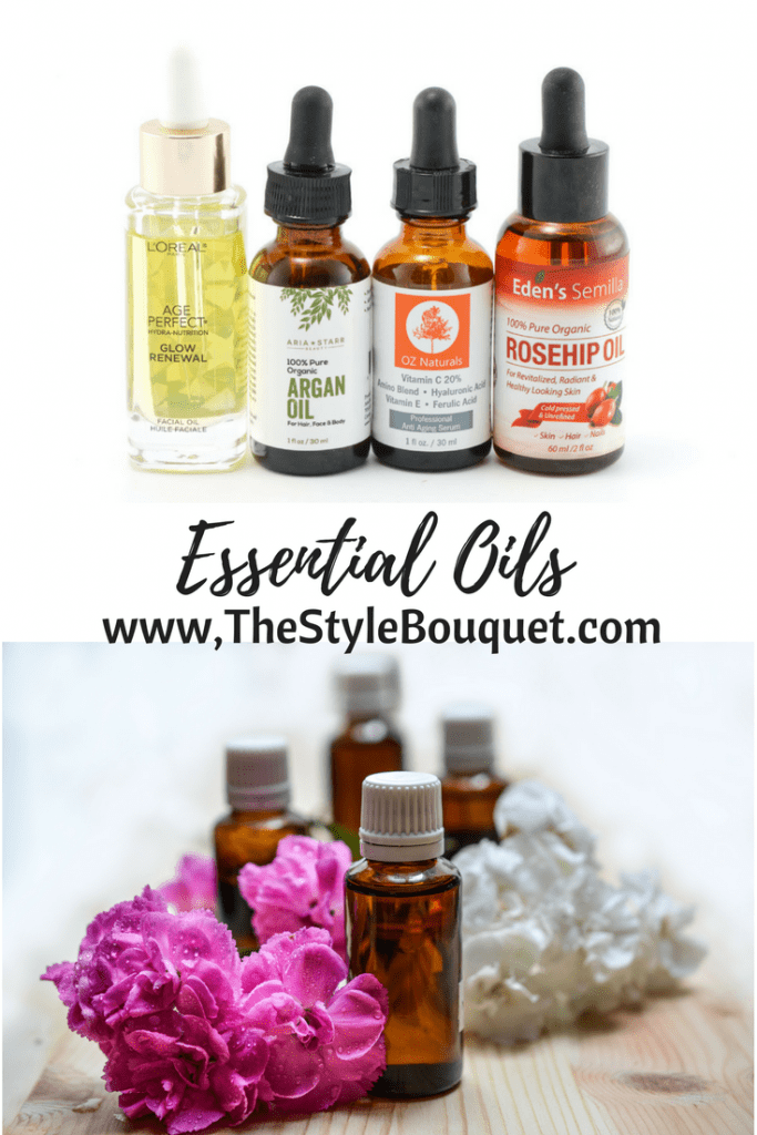 Essential Oils - Pinterest