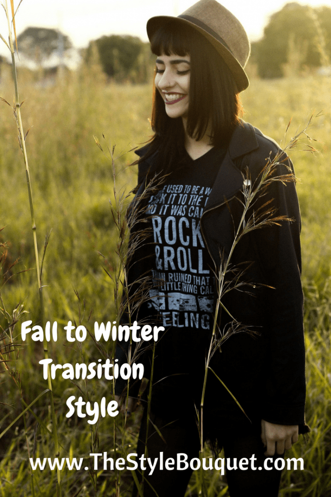 Fall to Winter Transition Style - Pinterest