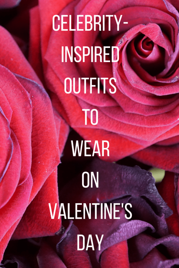 Celebrity-Inspired V-Day Outfits - Pinterest