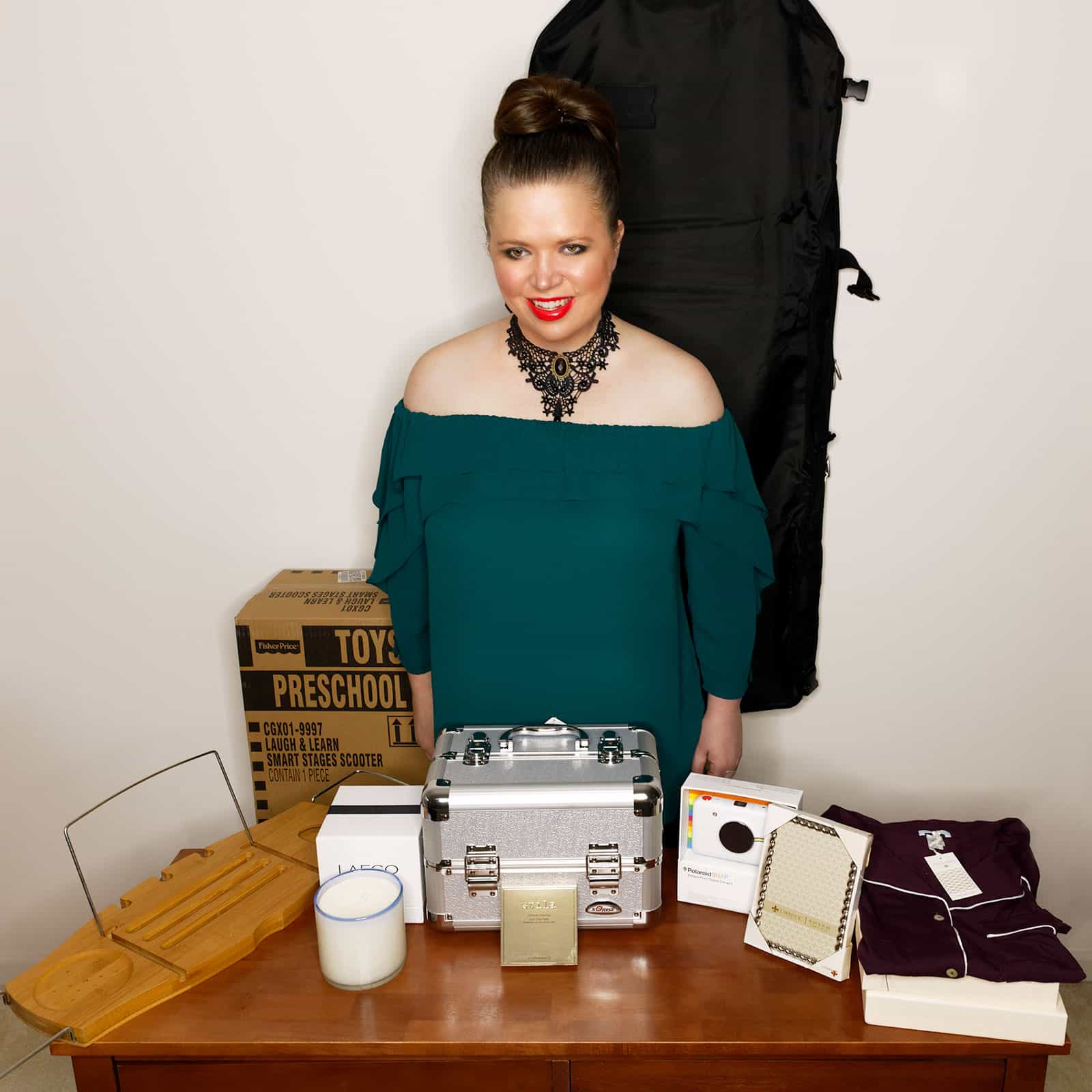 Style Code Live Holiday Sweepstakes Giveaway