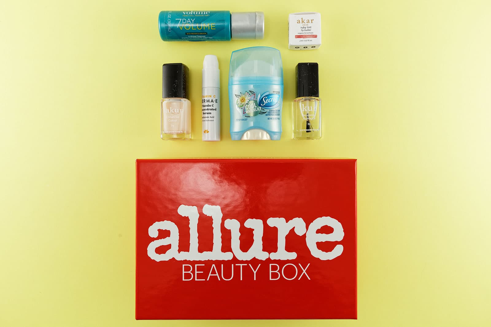 Allure Beauty Box (March)