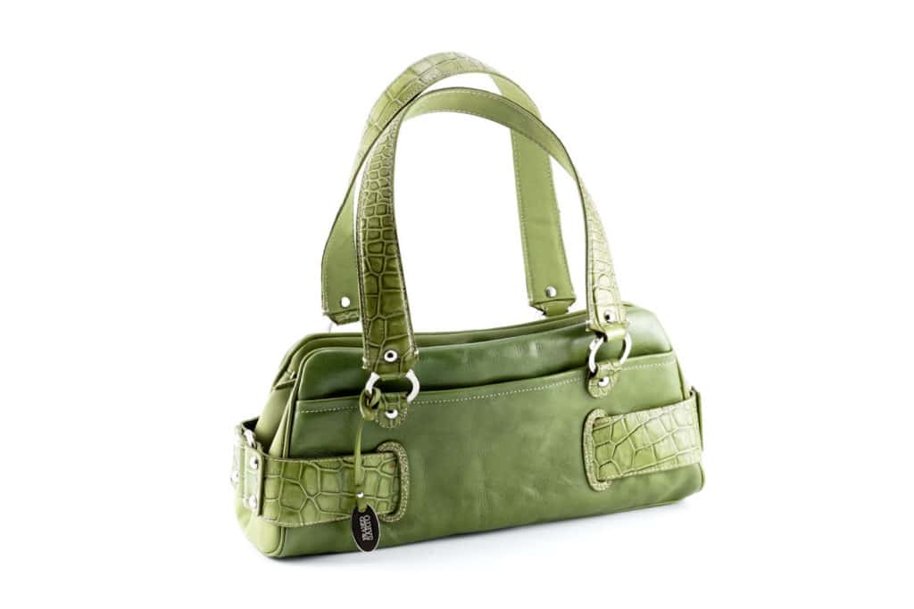 Coach Green Bag