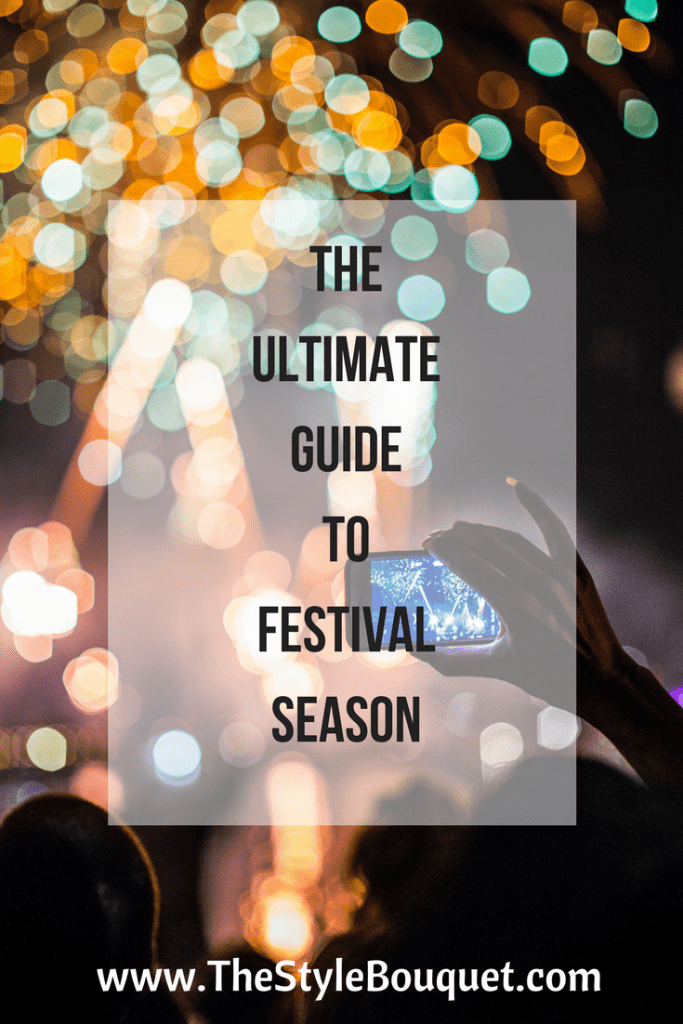 The Ultimate Guide to Festival Season