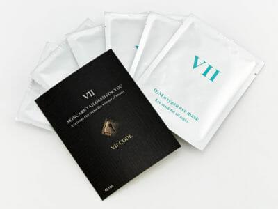 VII Oxygen Eye Mask