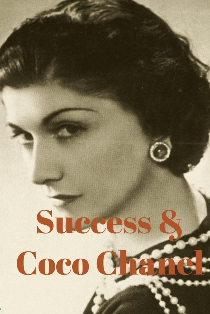 Coco Chanel & Success