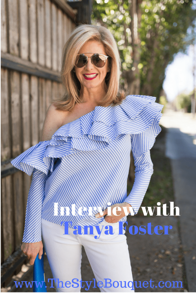 Tanya Foster Pinterest