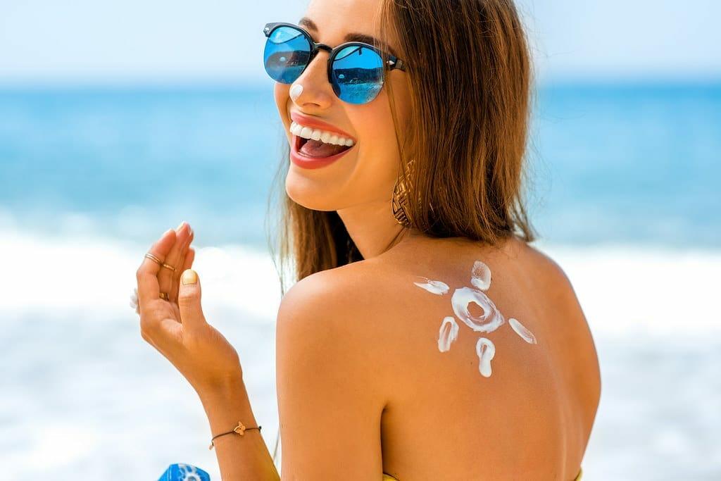 Apply Sunscreen