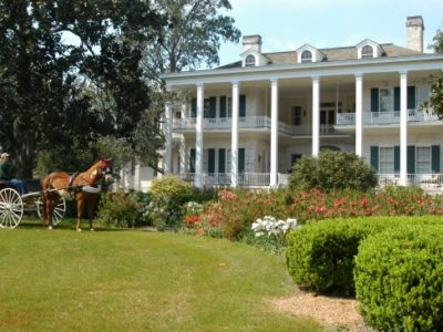 Pebble Hill Plantation - Front