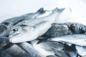 4 Foods for Healthy Skin - Fish