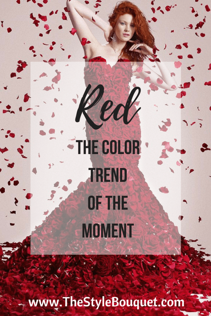 Red - The Color Trend - Pinterest