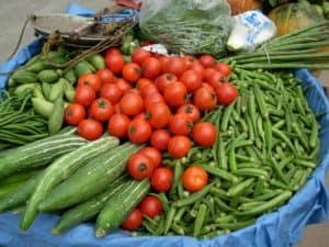 Food for Healthy Skin - Vegetables