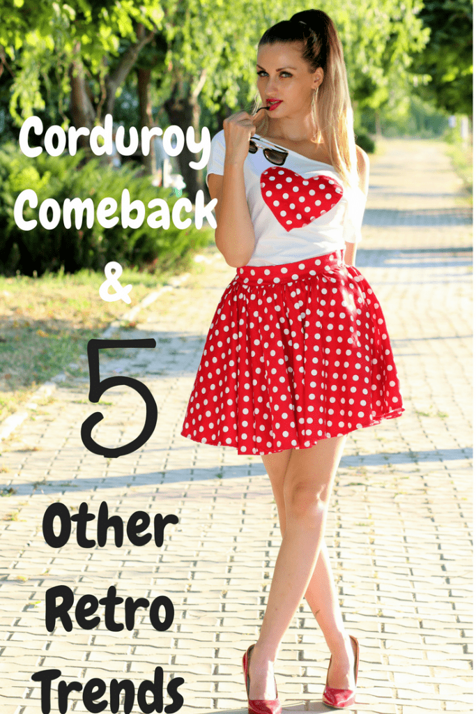 Corduroy Comeback - P