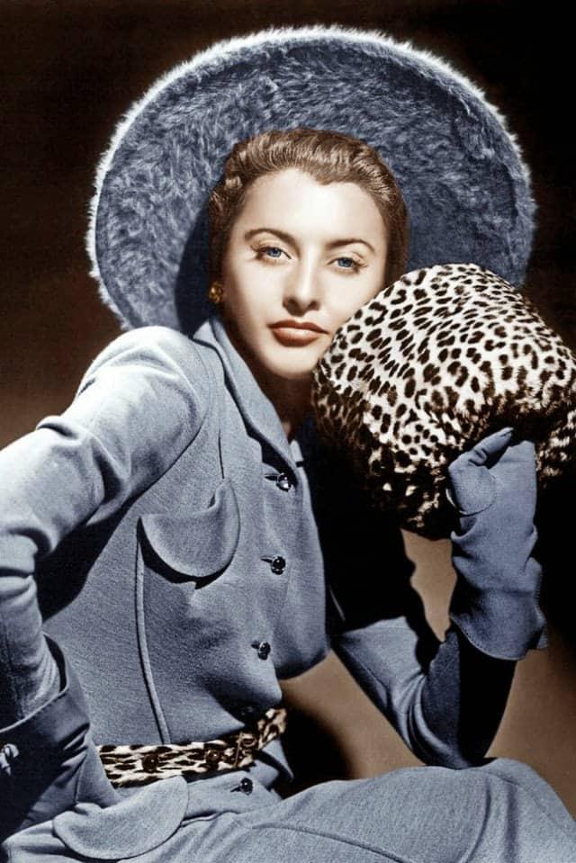 Barbara Stanwyck 1940