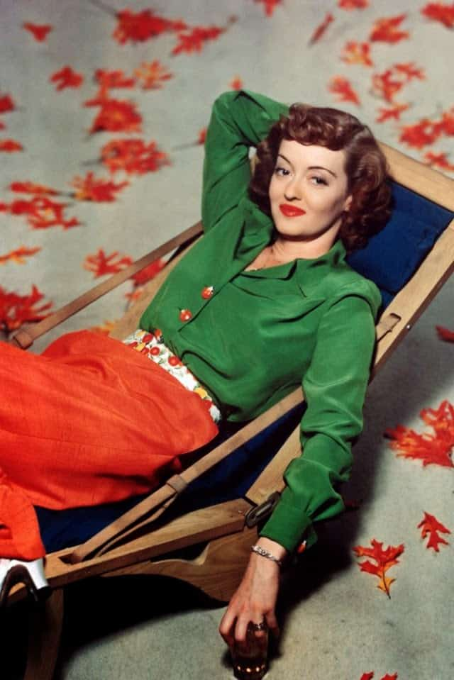 Bette Davis 1940s