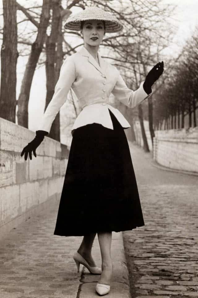Christian Dior's New Look 1947