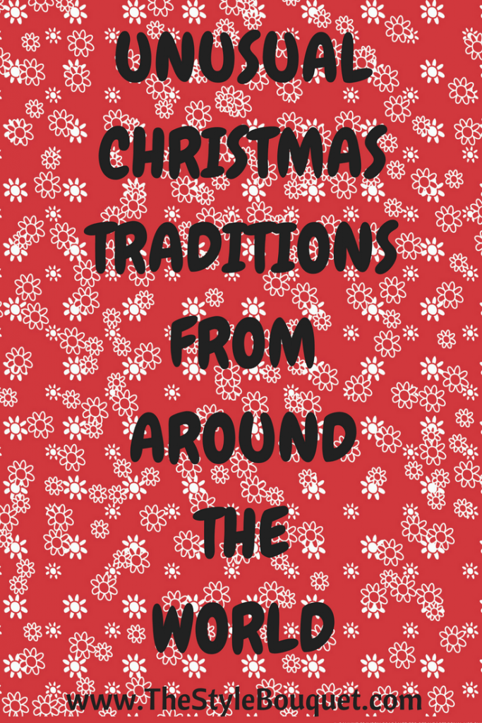 Christmas Traditions - Pinterest