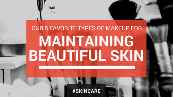 Favorite-Makeup-Maintaining-Beautiful-Skin