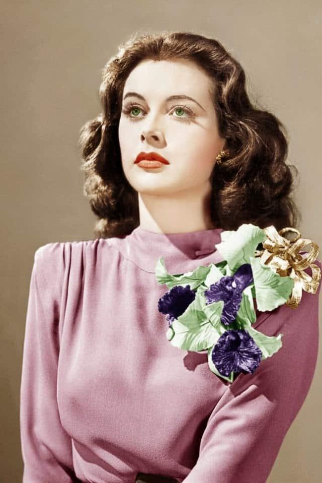 Hedi Lamarr 1941