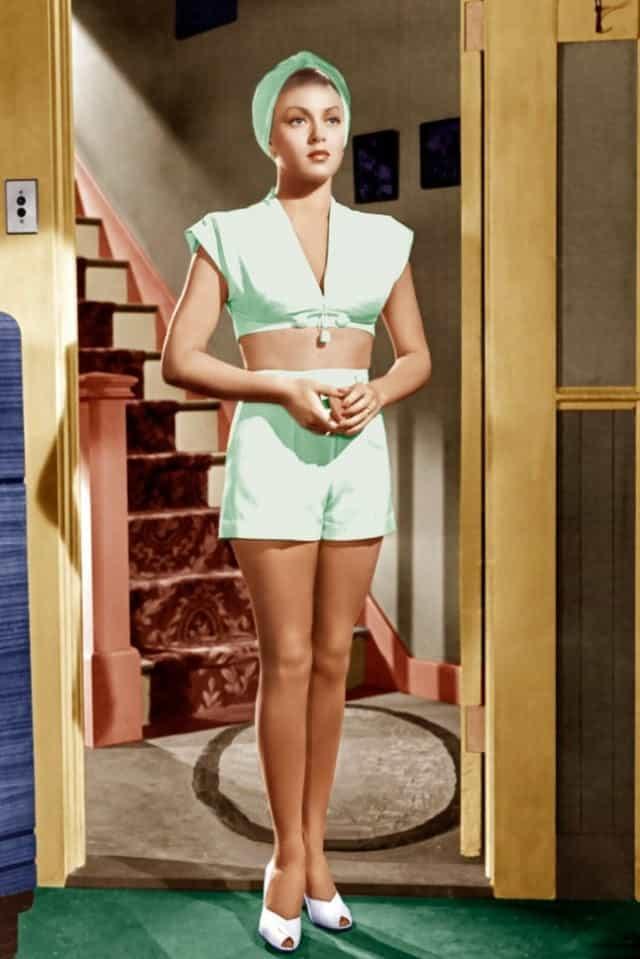 Lana Turner 1946
