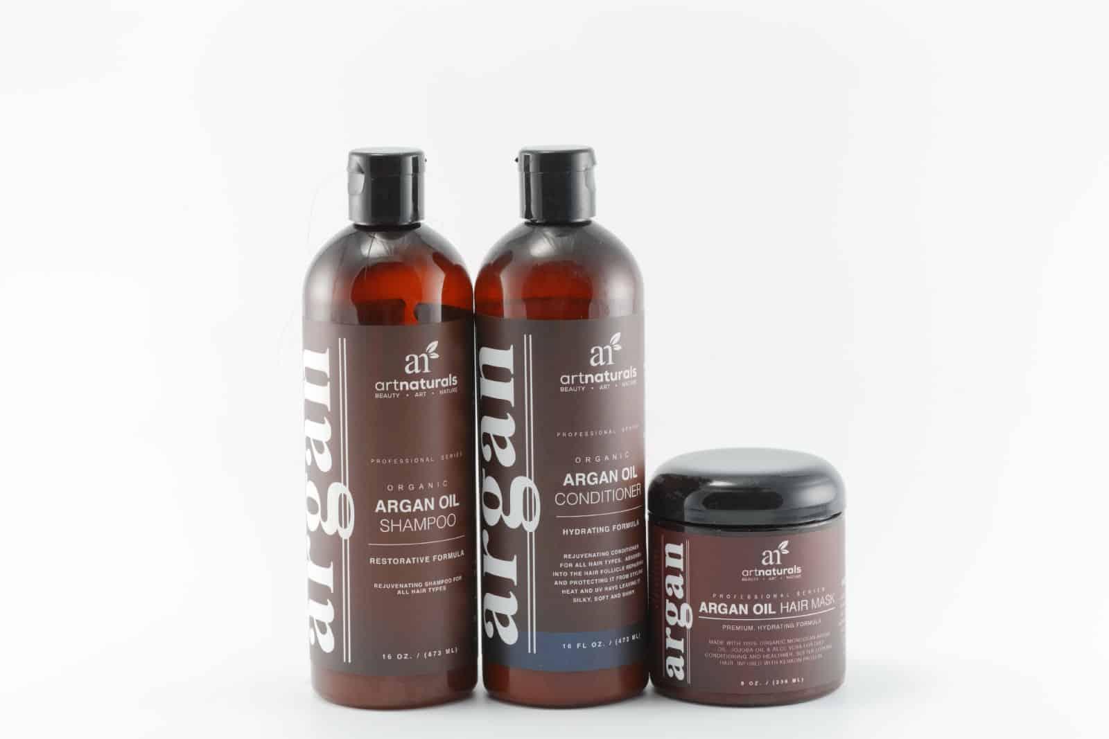 Argan oil product