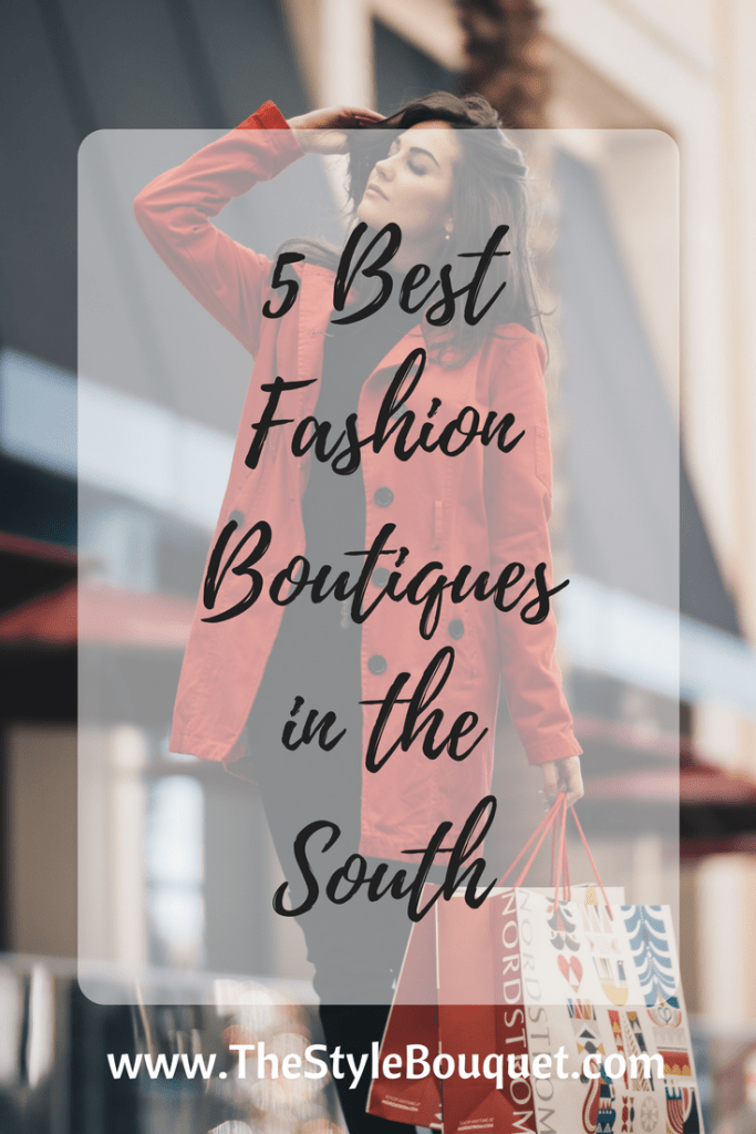 Best Fashion Boutiques - Pinterest
