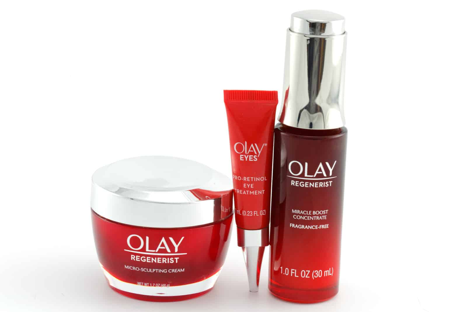 Review Olay Regenerist The Style Bouquet