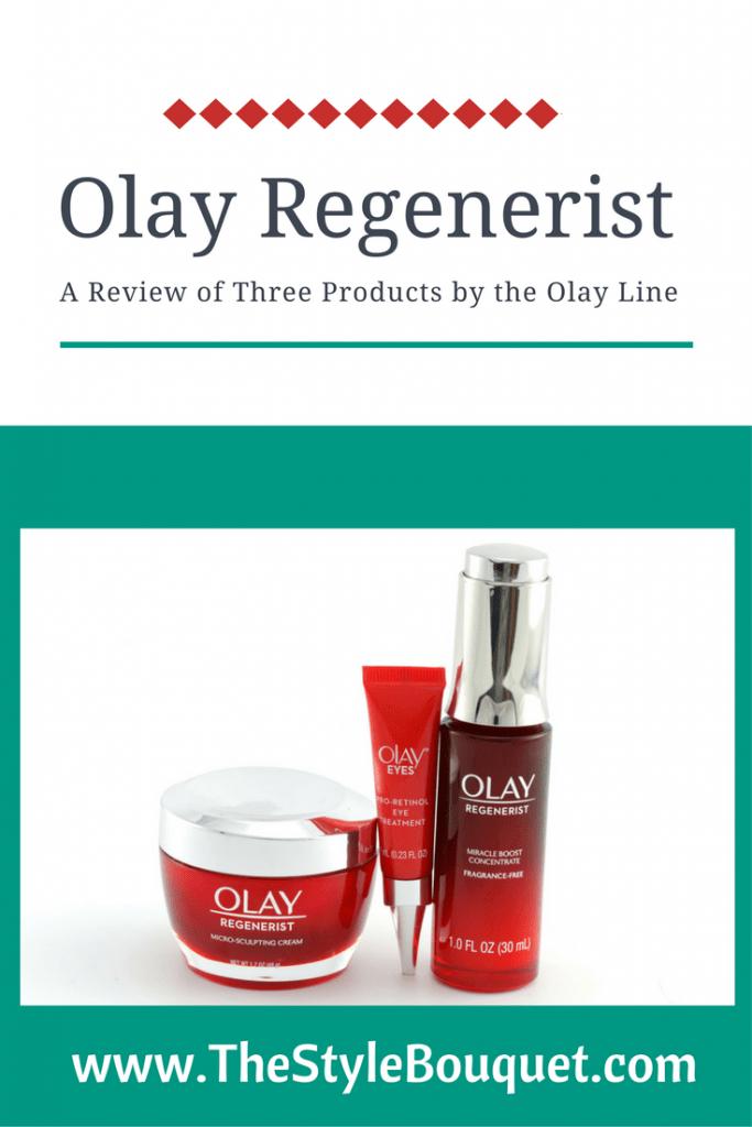 Olay Regenerist - Pinterest