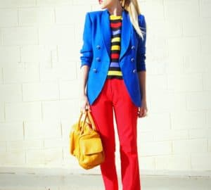 Primary Colors Outfit