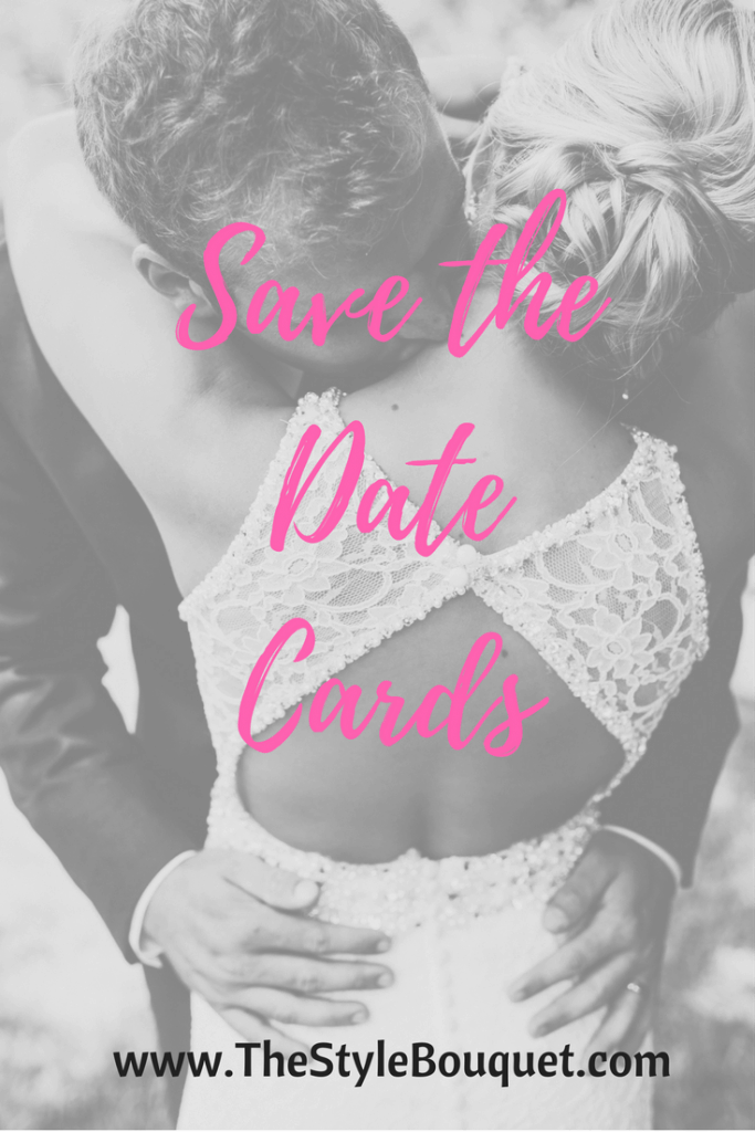 Save the Date - Pinterest