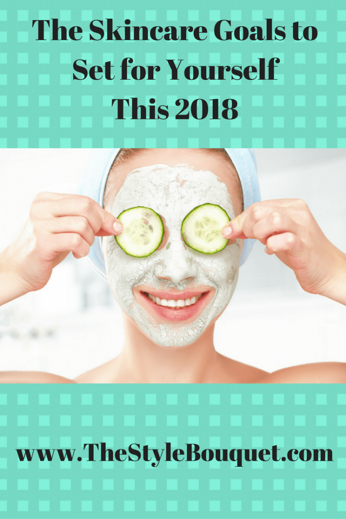 Skincare Goals 2018 - Pinterest