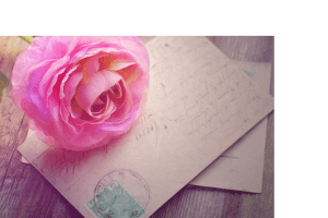 Thank You Cards with Rose