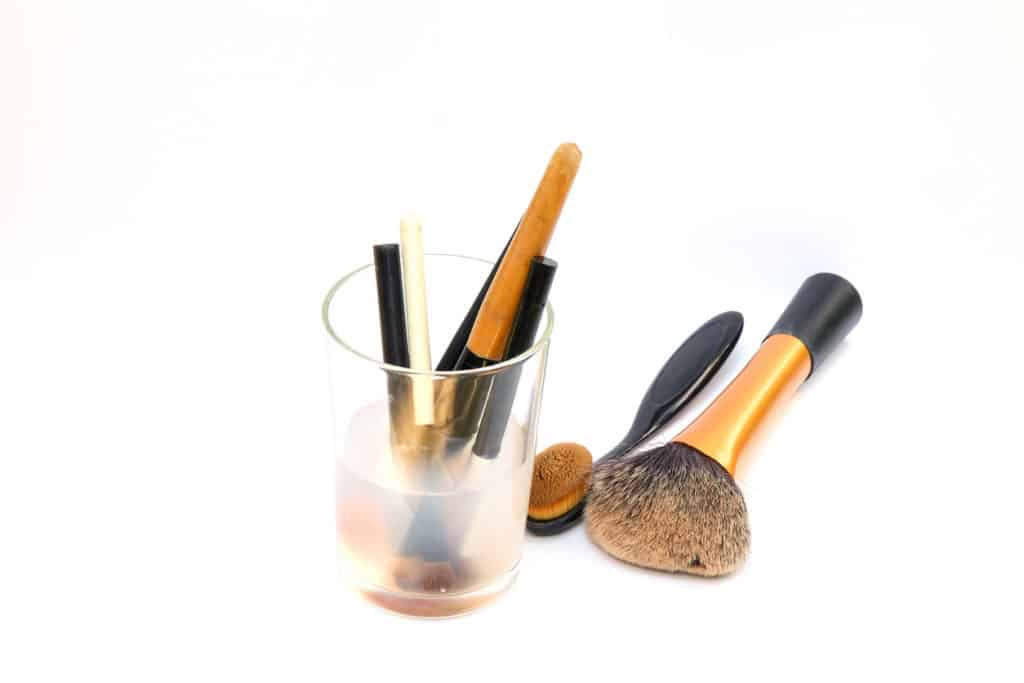 Wash Makeup Brushes