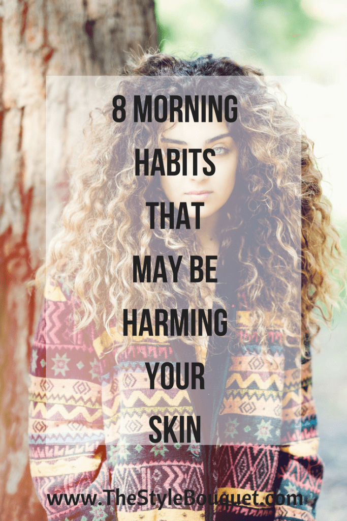 8 Morning Habits - Pinterest