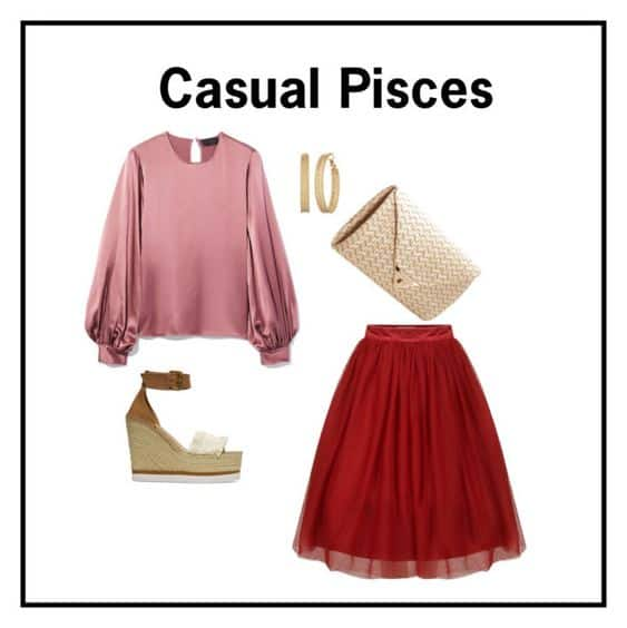 Casual Pisces