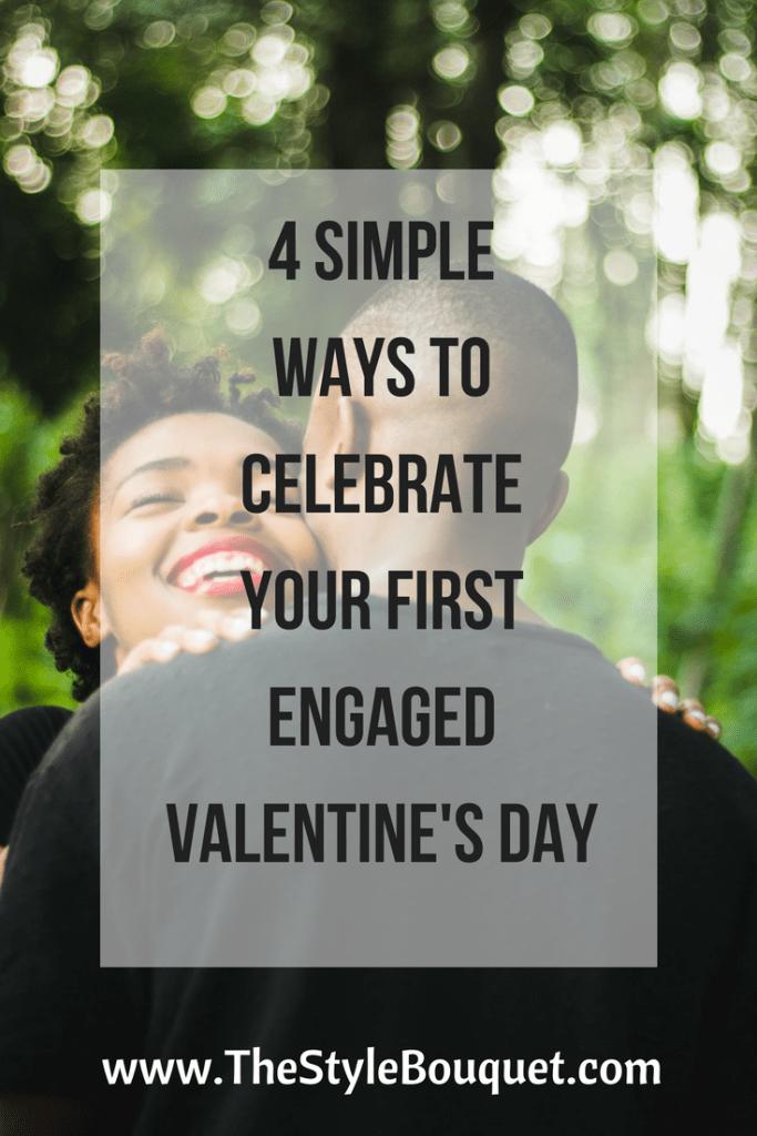 Engaged V-Day - Pinterest