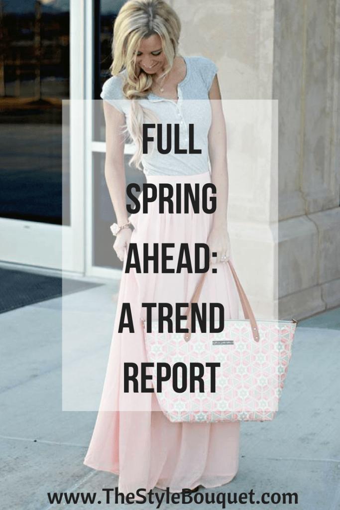 Full Spring Ahead - Pinterest