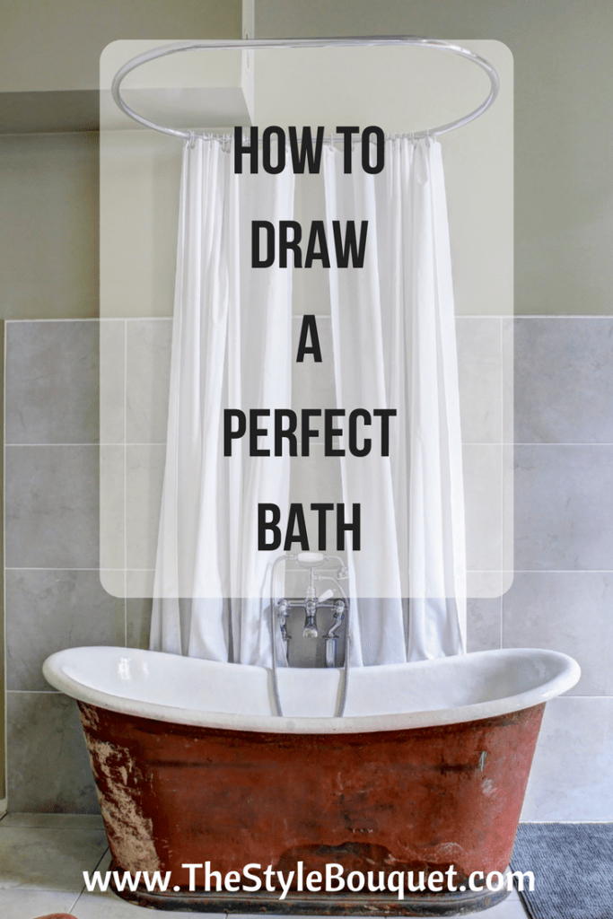 Perfect Bath - Pinterest