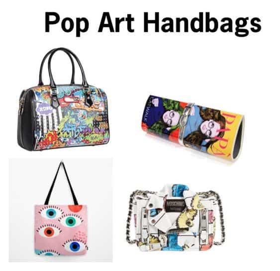 Pop Art Handbags