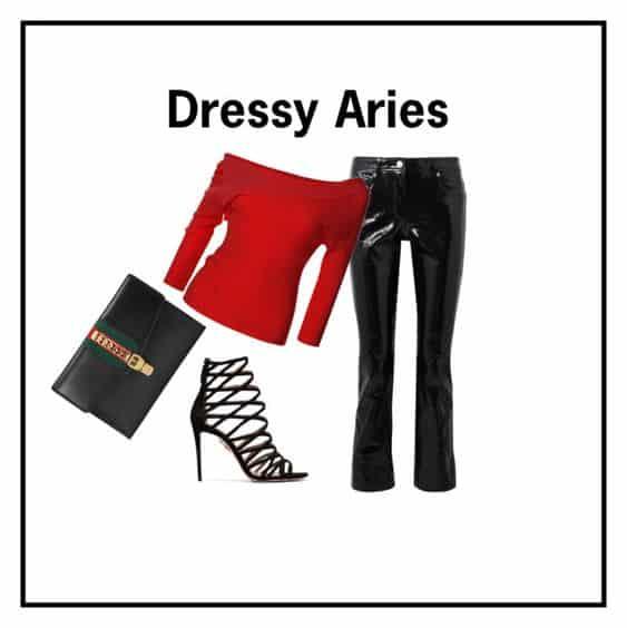 Dressy Aries