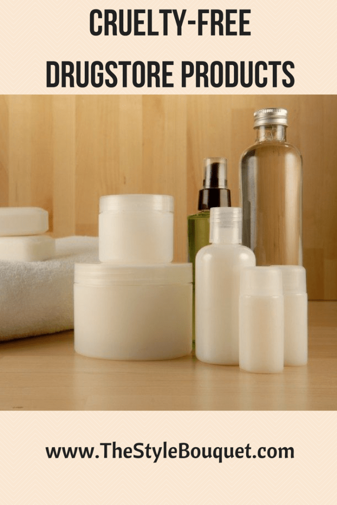 Cruelty-Free Drugstore Products