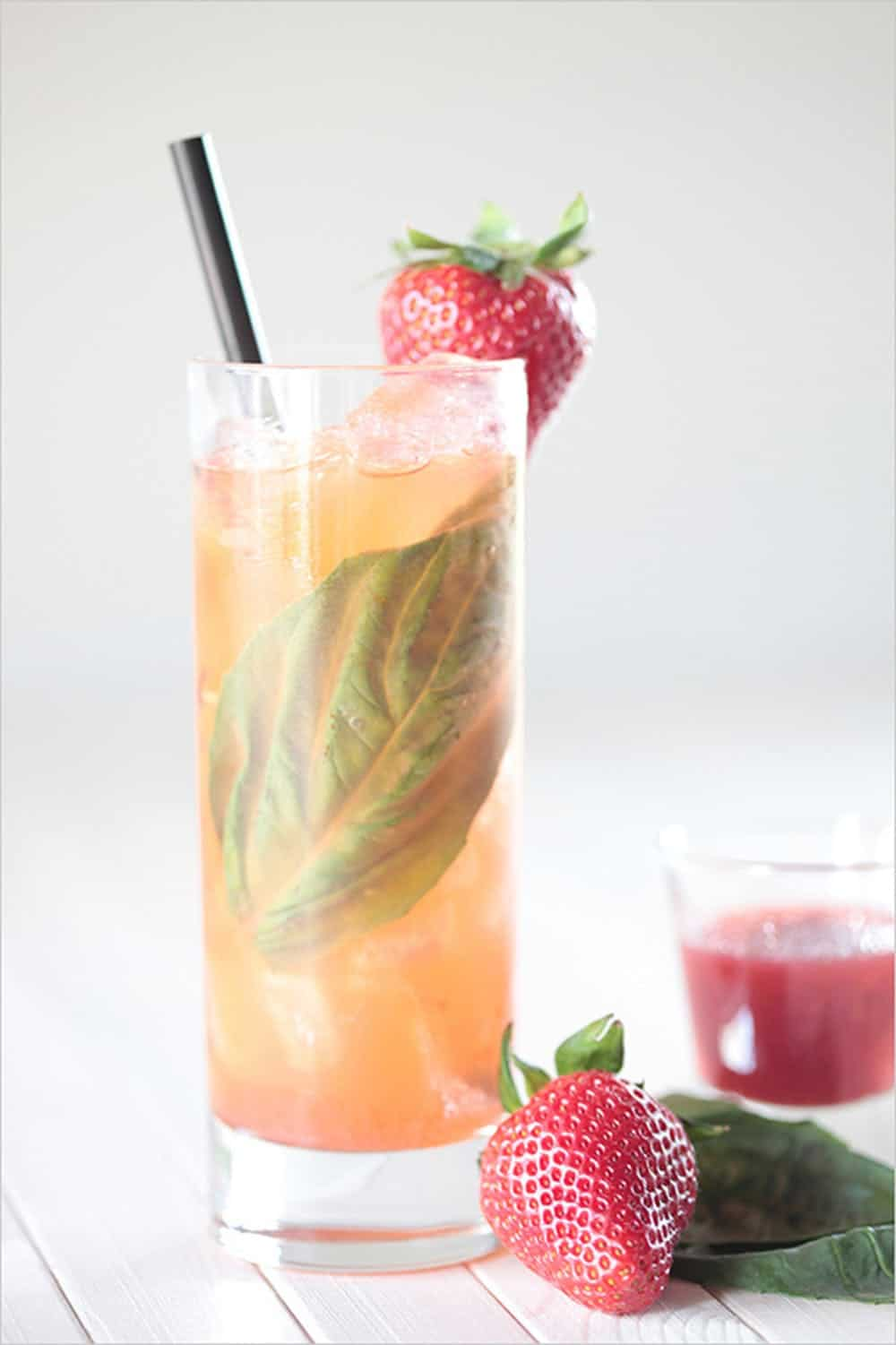 Strawberry Cachaca