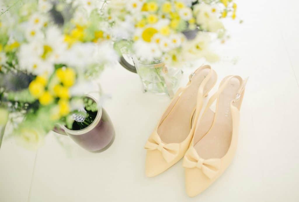 DO wear comfy shoes